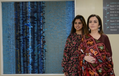 Reliance s hospital launches  Holistic Healing  art project
