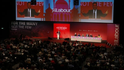 Labour leadership hopefuls clash over anti-Semitism
