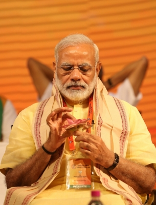 Modi greets nation on Makar Sankranti, Pongal, Lohri