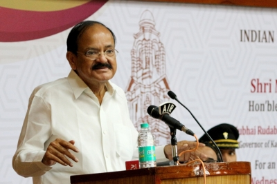 Promote culture of excellence, innovation, urges Venkaiah Naidu