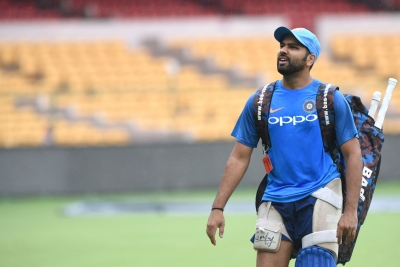 Would like to continue where we left vs Australia: Rohit