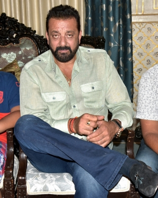Work and play with kids: Sanjay Dutt gets nostalgic on film