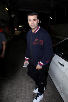 Men should be unapologetic about wearing jewellery: Karan Johar