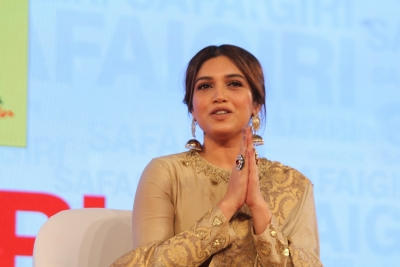 Bhumi Pednekar considers Sonam Kapoor India s fashion diva