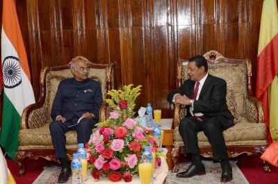 India keen to strengthen ties with diaspora: President