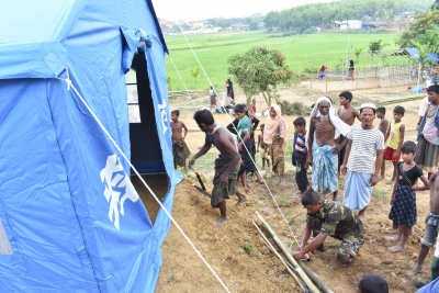 Rohingya refugees in Bangladesh mark 'Genocide Day'