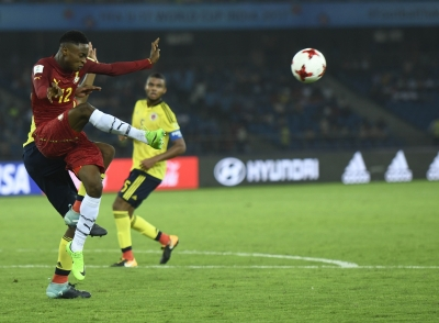 Colombia, Ghana U-17 World Cup match registers low crowd