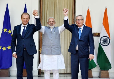 India, EU to combat terror, talk on free trade