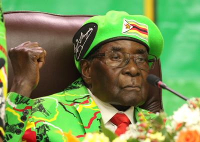 Robert Mugabe named goodwill ambassador by WHO