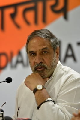 Centre should apologise for betraying public: Anand Sharma