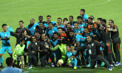 Convincing win takes India to 2019 AFC Asian Cup
