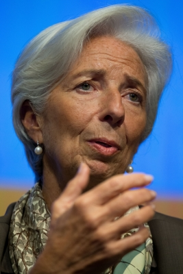 IMF chief worried about Brexit uncertainty