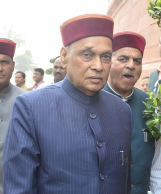 BJP close to two-thirds majority in Himachal (Eighth Lead)