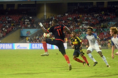 U-17 World Cup: Colombia, United States in 2nd round