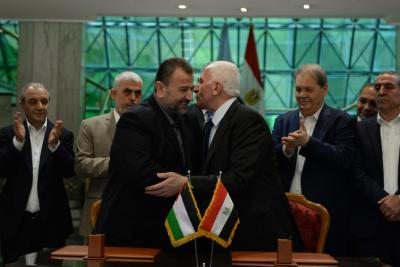 Arab League welcomes Fatah-Hamas reconciliation deal