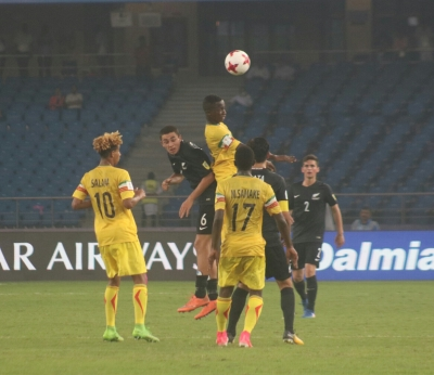 U-17 World Cup: Mali thump New Zealand to enter second round (Lead)