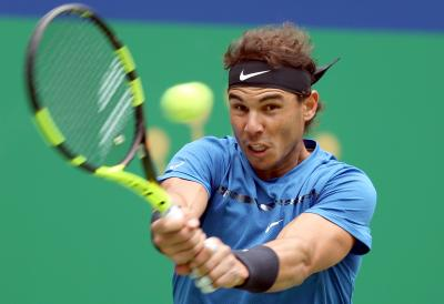 Nadal to face Cilic, Federer to meet Del Potro in Shanghai semis (Lead)