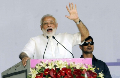 Rs 10,000 cr will be given to top 20 universities to make them world-class: Modi (Second Lead)