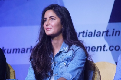 Satisfied with the films I m doing: Katrina Kaif (IANS Interview)