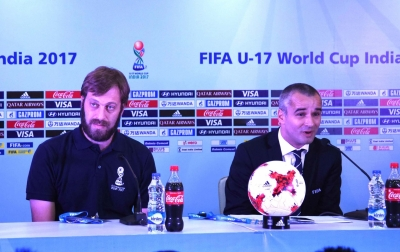U-17 World Cup officials condemn black marketing incident