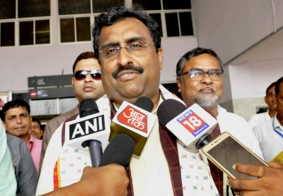 Ram Madhav slams Tripura CM for  violence-based  politics
