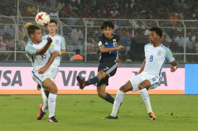 U-17 World Cup: England pip Japan, advance to quarters