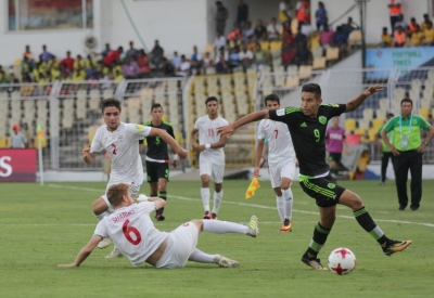 Iran enter FIFA U-17 World Cup quarters