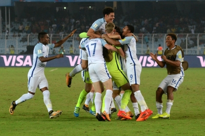 FIFA U-17 World Cup: England pip Japan, enter quarters (Lead)