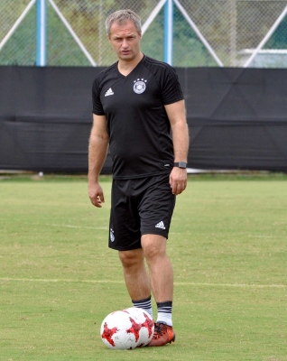 Huge Kolkata crowd won t put pressure on us: Germany U-17 coach