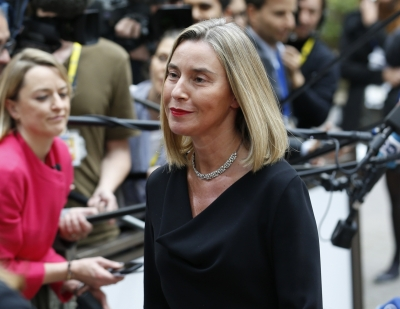 EU offers support in favour of Iran deal amid US reticence
