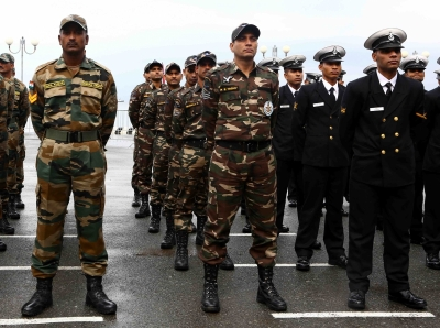 India, Russia tri-services exercise starts