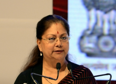 'Vasundhara Raje trying to mend ties with BJP leadership'