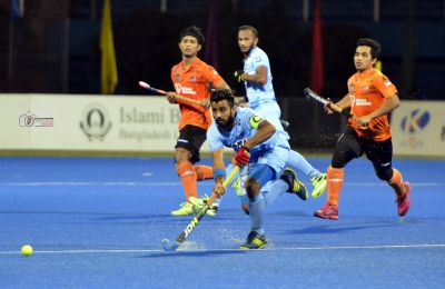 Manpreet to lead Indian hockey team at CWG, no place for Sardar