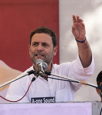 Rahul calls GST  Gabbar Singh Tax , says Modi anti-poor (Second Lead)