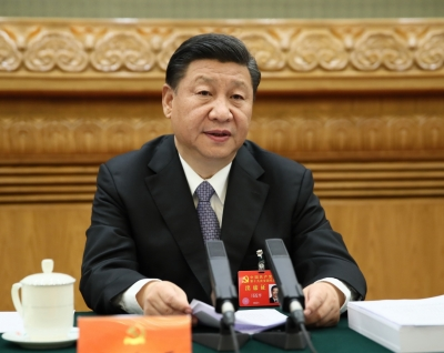 After Mao, Xi is China s most powerful leader (Third Lead)