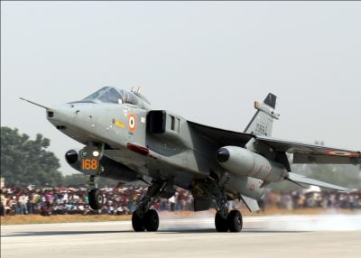 IAF's Jaguar suffers bird hit, lands safely in Ambala