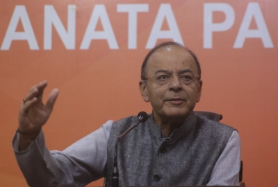 Ready to talk to everyone on Kashmir: Arun Jaitley