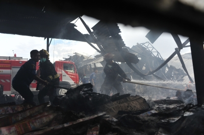 Indonesian Factory Fire Causes 47 Dead and Several Injured