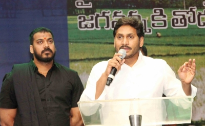Prayed to God not to give winner more than 250 seats: Jagan