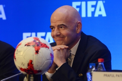 2018 World Cup in Russia  best ever : FIFA head Infantino
