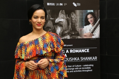 Restored Indian silent film gets live score by Anoushka Shankar (With Images)