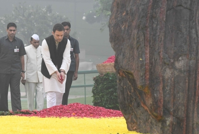 Indira Gandhi remembered on her 100th birth anniversary