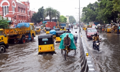 Life in Chennai limps back to normal