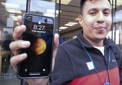 Activating New Iphone X Sprint