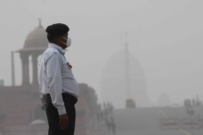 Air quality in Delhi-NCR improves to  very poor  as wind catches up