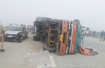 Intelligent transport system can prevent accidents on expressways: IRF