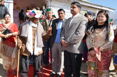 Over 72% turnout in Himachal assembly elections (Third Lead)