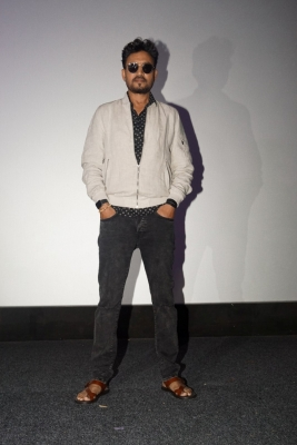 When you believe in your work, world believes too: Irrfan