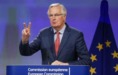 UK has till Friday to agree on potential deal: EU
