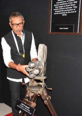 Prakash Jha bats for gender equality, laments low representation of women in film industry